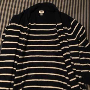 Old Navy Duster Sweater